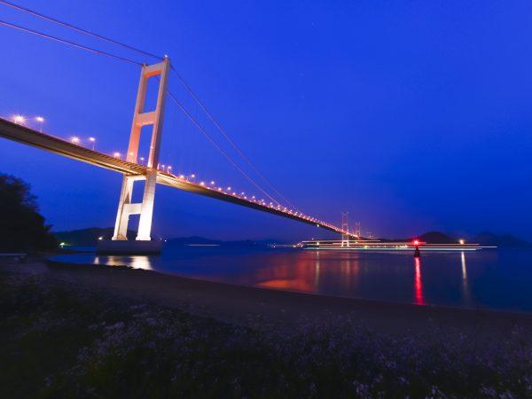 来島海峡大橋(サンライズ糸島)